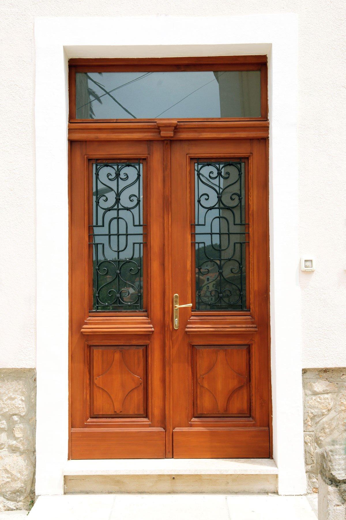 Image result for ulazna DRVENA vrata  ideje